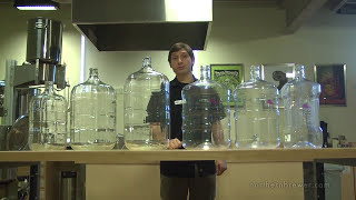 FERMENTORS - GLASS VS PLASTIC