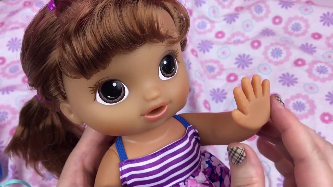 Baby Alive Cute Hairstyles Baby Doll
