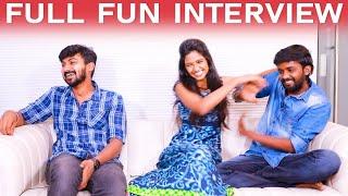 Thumbaa Team Fun Interview