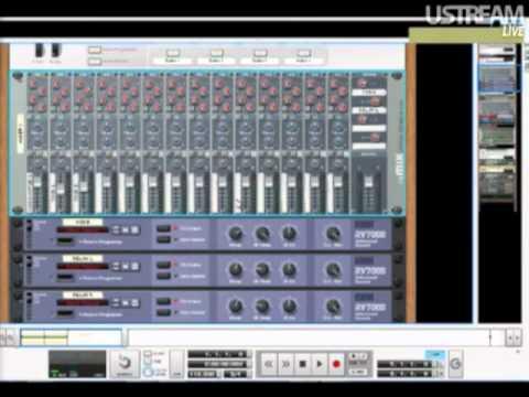 Propellerhead Software - Adam Fielding Masterclass part 4