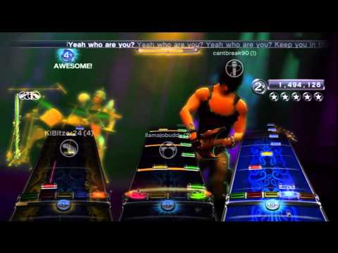 The Pretender  Foo Fighters Full Band FC #802