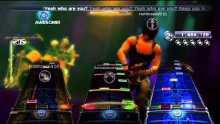 The Pretender by Foo Fighters Full Band FC #802