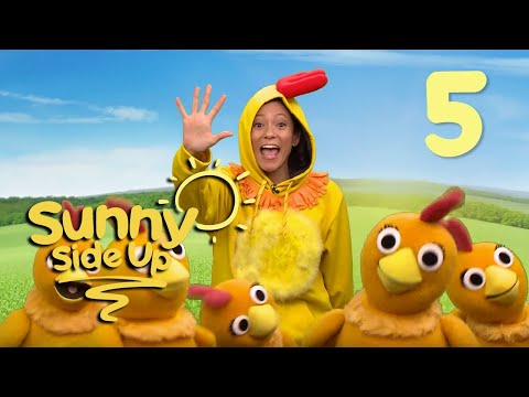 Sunny Side Up, Kids Songs: Five Little Chicks | Universal Kids