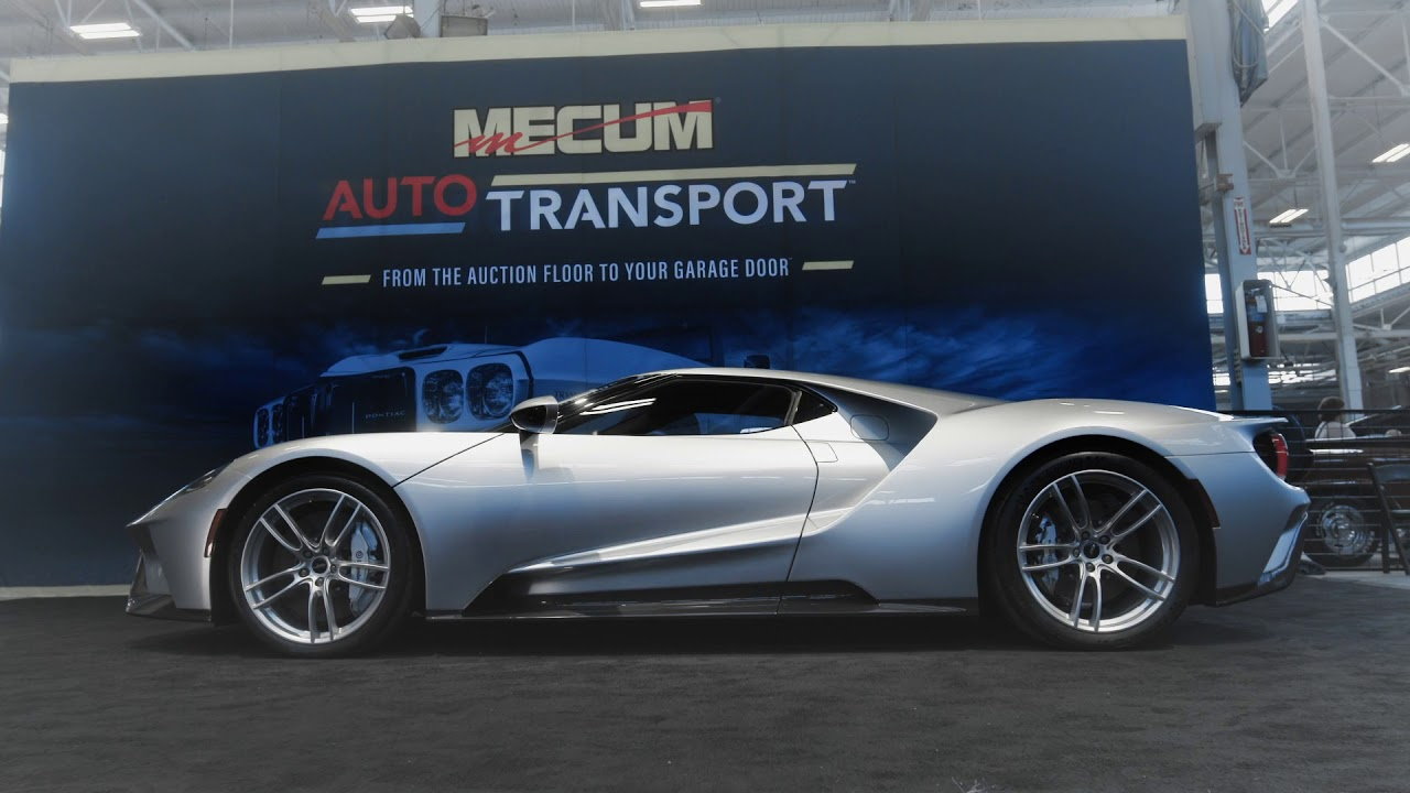 medium resolution of 2017 ford gt mecum auctions indy 2018