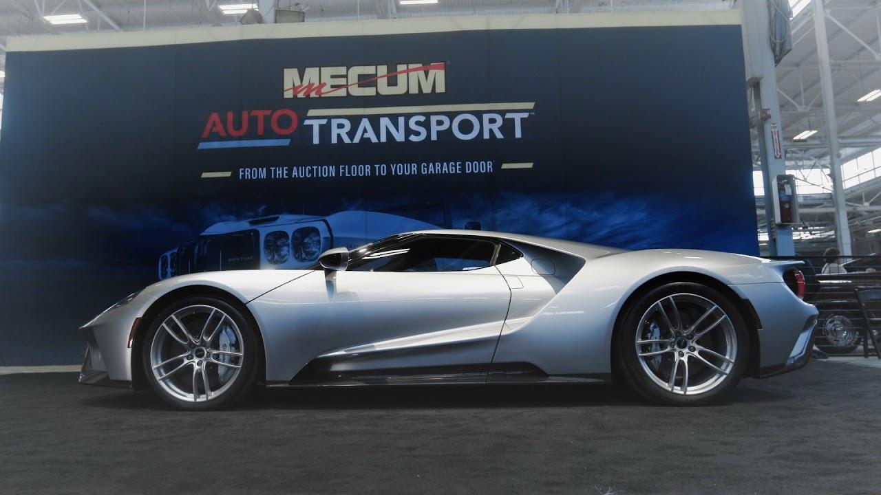 2017 ford gt mecum auctions indy 2018 [ 1280 x 720 Pixel ]