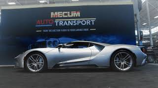 2017 Ford GT // Mecum Auctions // Indy 2018