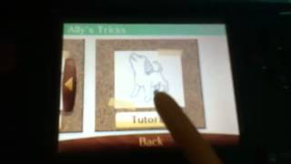 How To Teach Your Nintendogs To Howl