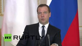 Russia: We are interested in oil price stability, not highest prices – Medvedev