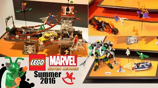 LEGO Marvel Super Heroes Summer 2016 sets: My Thoughts! (German Toy Fair)