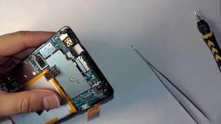 Sony Xperia C4 Dual E5333 разборка, замена модуля.