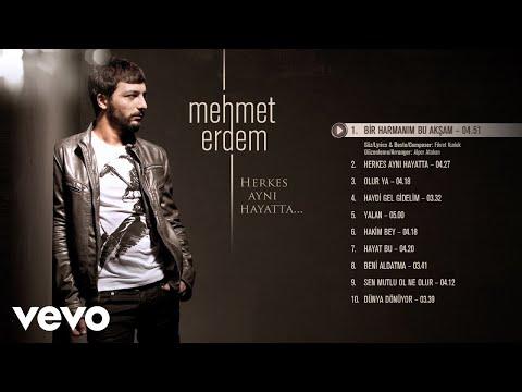 Mehmet Erdem - Bir Harmanım Bu Akşam...