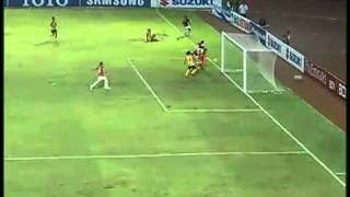 Indonesia vs Malaysia 5 1 AFF Suzuki Cup 2010