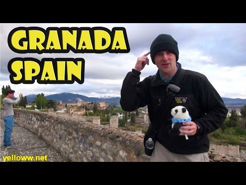 Granada Spain Travel Guide