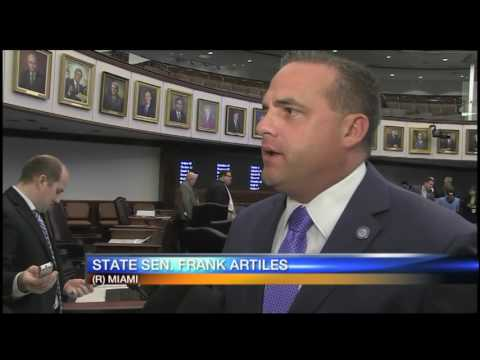 Florida state senator publicly apologizes for racial slur