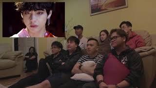QQ's React to BTS (방탄소년단) 'FAKE LOVE' Official MV