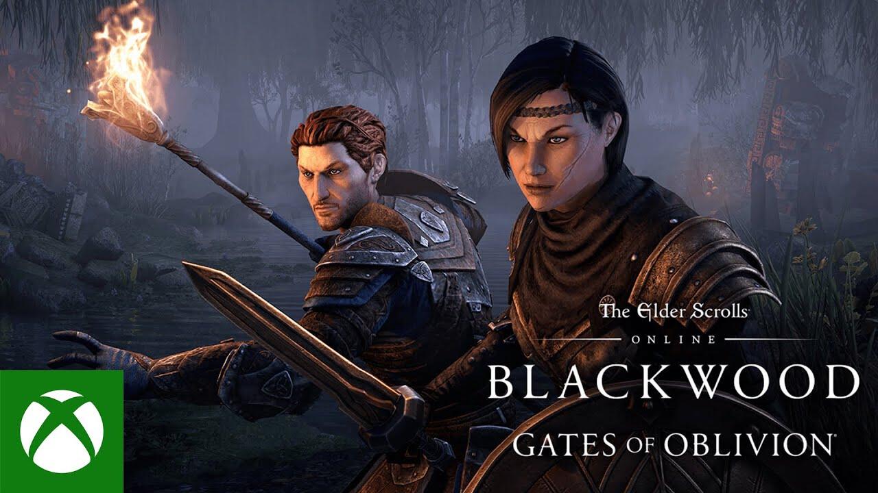 The Elder Scrolls Online: Blackwood - Introducing Companions