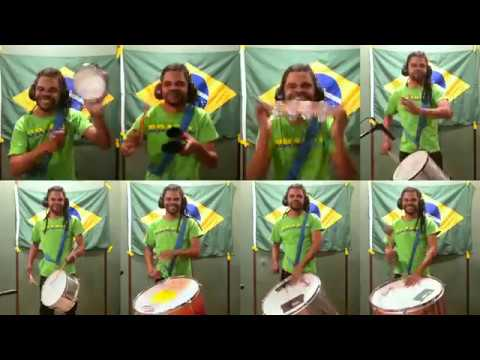 森巴音黑多 Samba Enredo 示範 1