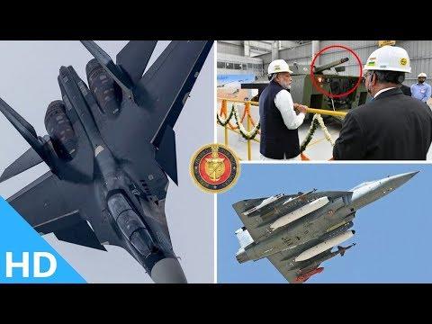 Indian Defence Updates : L&T Showcases FICV,Tejas SP-14 1st Flight,K9 Vajra Delivery,8 Su-30 Order