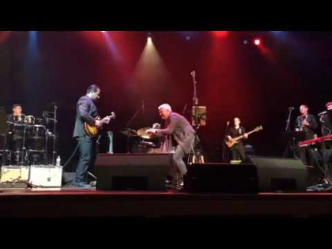Taylor Hicks Summertime in England Van Morrison Lyric Theatre 10/28/16