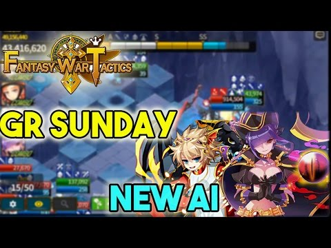 [FWT] NEW!! Guid Raid SUNDAY Strategy - NEW AI Boss!! with Evan and Double Sione/Lee