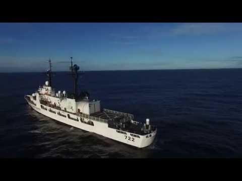 USCGC MORGENTHAU ALPAT 2016
