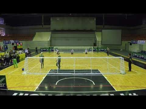2017 Women's Goalball Asia Pacific Championships Australia v Iran