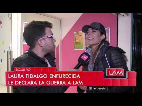 Laura Fidalgo pidió una bailarina para demostrar los errores en las coreos