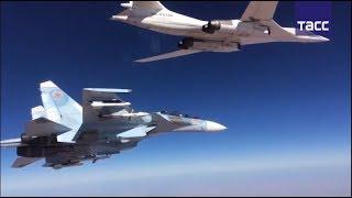 Случаи перехвата и сопровождения военных самолетов