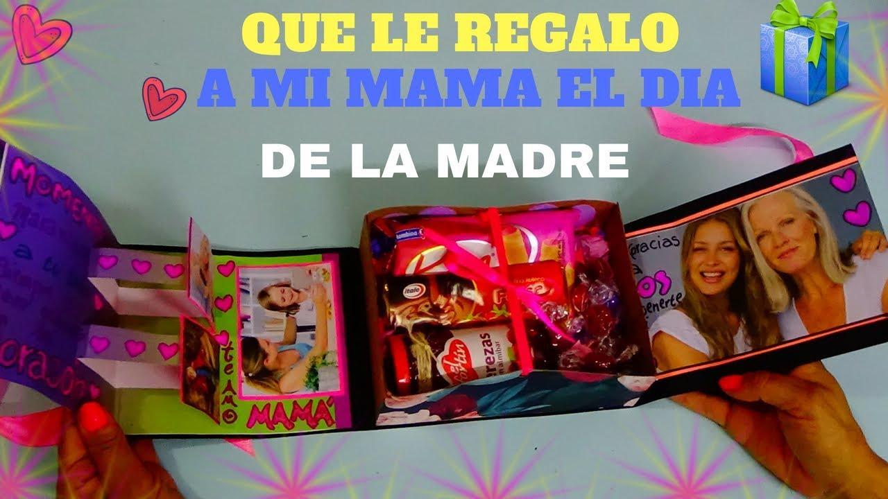 Que Le Regalo A Mi Mama El Día De La Madre Creaciones Betina Youtube