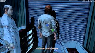 The Wolf Among Us Gameplay Walkthrough Episode 4 Part 3 In Sheeps Clothing Let