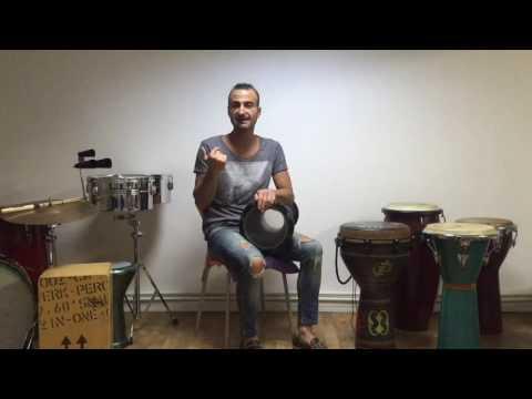 Darbuka Dersi Part-7 (Kolay Tıırrrrrrrrr/Dört Parmak Tıırrrrrrrrr/Balladi)