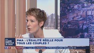 Eugénie Bastié et Natacha Polony s'opposent à la PMA pour toutes (LCI, 13/09/17, 10h35)
