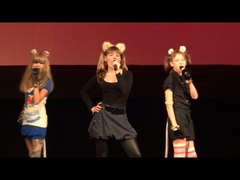 AnimaniA 2011 I`m A  Becca Karaoke  Heiondarashinai, Electra, Gamer