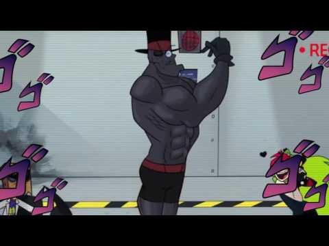 Villanos Villainous pillar black hat