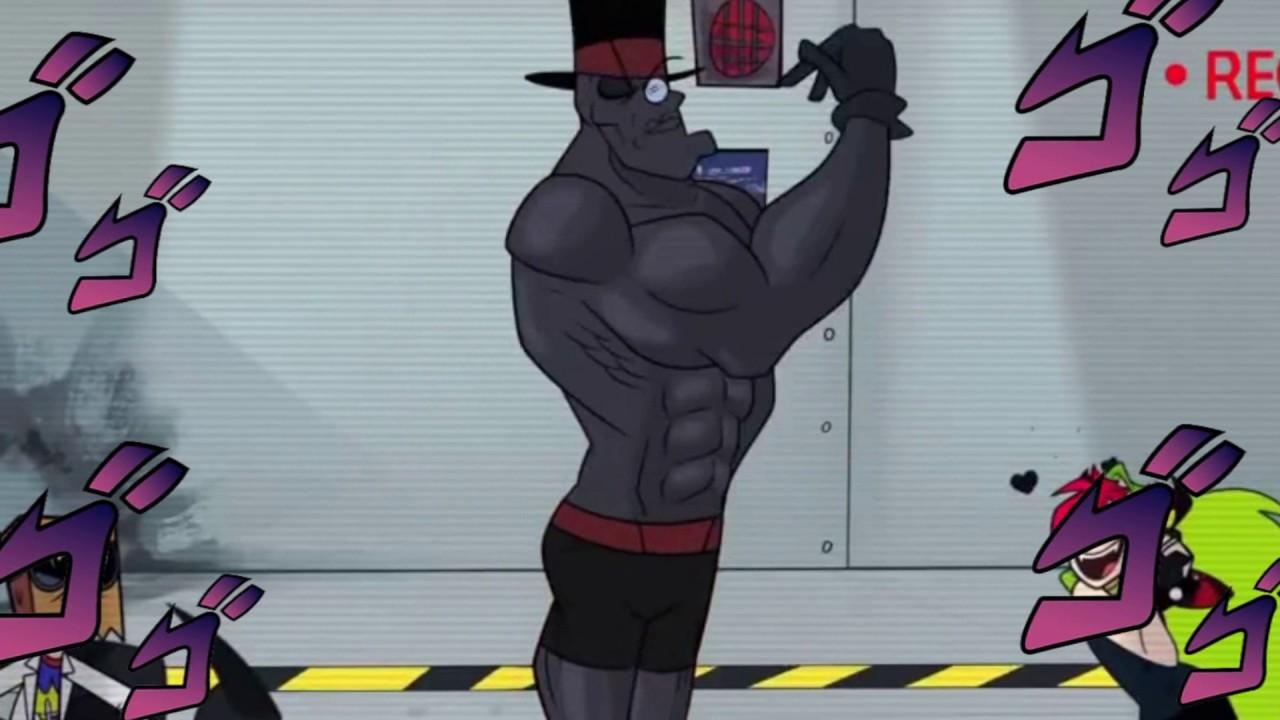 Villanos Villainous Pillar Black Hat Youtube
