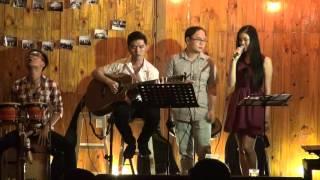 """Qua đêm nay - Vinh Phạm ft. Ý Nhi [Đêm nhạc """"Dạ khúc"""" - Xương Rồng Coffee & Acoustic]"""
