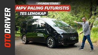 Hyundai Staria 2021 | Review Indonesia
