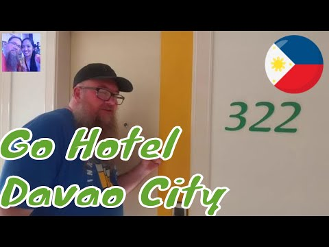 Go Hotel Lanang-Davao | Tour Our Room 322 | Cheap Place To Stay In Davao City | Foreigner Approved