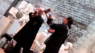 Pierre Hamon et Esteban Valdivia, Los pasos perdidos