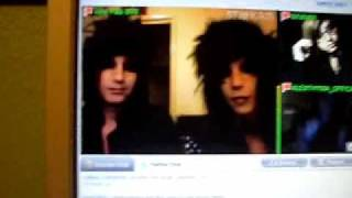 "Andy Six and Jake Pitts on Stickam 9-5-10 Pt.13 ""I do not have a Facebook"".. :O"