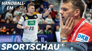 Lustiger Blackout: Handball-Bundestrainer Prokop vergisst Spielernamen   Sportschau