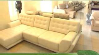 Видео-обзор мягкой мебели (DecArt, пр. Гагарина 90)