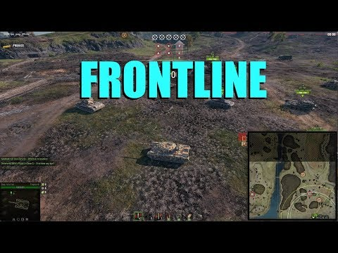 WOT - Frontline | World of Tanks