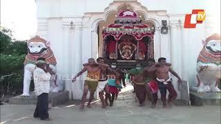 Chandan Yatra- Various Rituals At Alarnath Temple In Brahmagiri