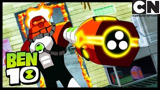 Bugg Brothers  and Ben 10! | Tokyo Fun Part 1: Big Bugg Bash | Ben 10 | Cartoon Network