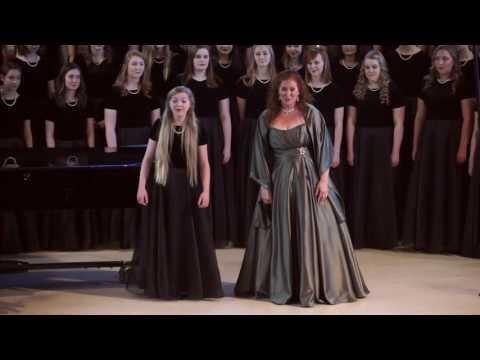 08 Julia & Esther Duet   Laudamus Te From Gloria Antonio Vivaldi, Arr  Rao
