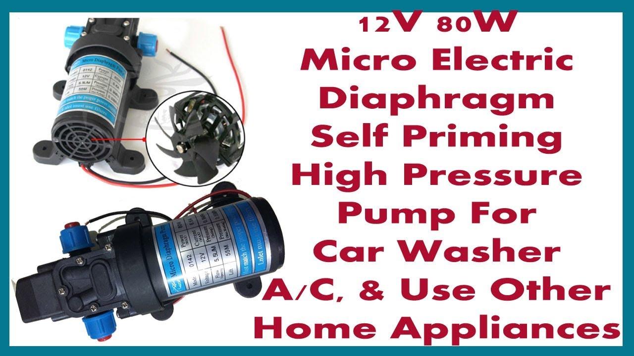 12v 80w diaphragm pump micro electric diaphragm pump self priming 12v 80w diaphragm pump micro electric diaphragm pump self priming pump urdu demo ccuart Choice Image