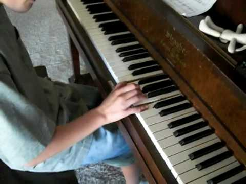 the coolest piano song ever