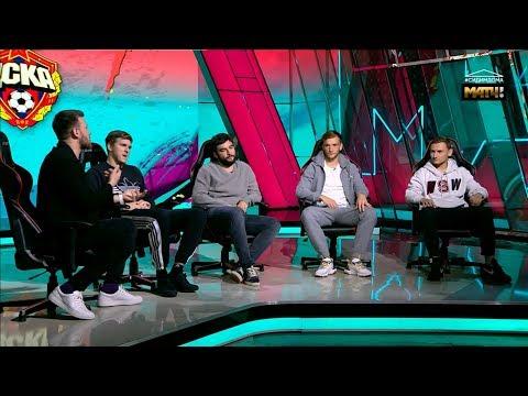 Кибердерби / Спартак – ЦСКА / Джикия и Соболев против Чалова и Кучаева