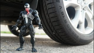 CAR VS VENOM